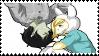 FioLee stamp by Kaze-yo