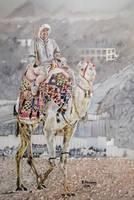 ETHNIC : Bedouin guide (Egypt) by HendrikHermans