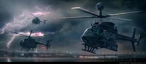 Tom Clancy's Command Authority - Night to Catch by BurenErdene