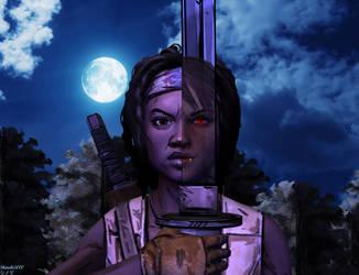 The Vampire Hunter by Shinobi5000