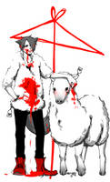 Wolf in Sheep's Clothing by kai-shii