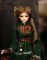 Christmas lolita by Neconetto