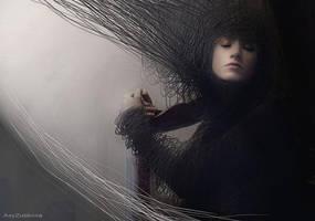 The Black Widow by Brungilda