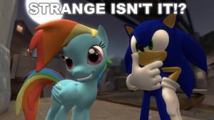 STRANGE ISN'T IT? by TBWinger92