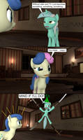 Comic - Crazy Lyra by TBWinger92