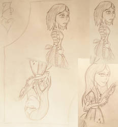 9.1.14 American McGee's Alice by CrazedClairebear