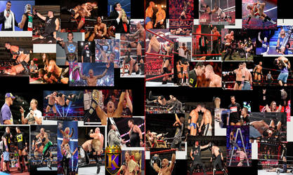 Best of Wrestling 2010 Part 3 by AJTheSilverBullet