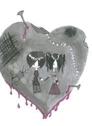 Emo Lovers by amethystnight