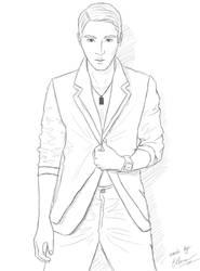 sketch by elen21nele