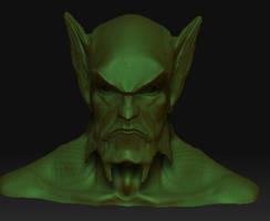 Vorador work in progress by Hades-Lord