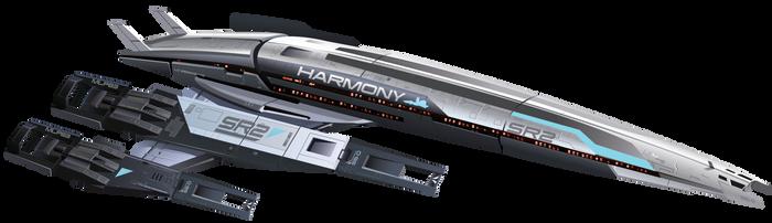 The Harmony SR-2 by Smashinator