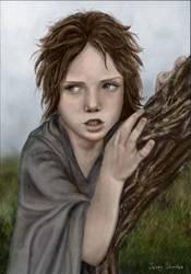 Arya of House Stark by jekaa