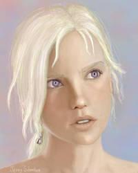 Daenerys Targaryen by jekaa