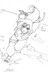 WotN: Move out of my way by watashi-no-nindo