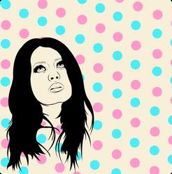 polka dots by xshepaintstheskyx