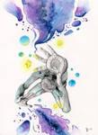 Star child by WhiteLivia