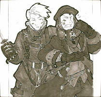 Hostage Situation by ComickerGirl