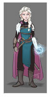 Frozen Knights II by ComickerGirl