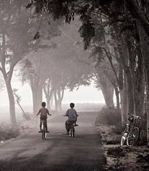 Past Time by pandepandu