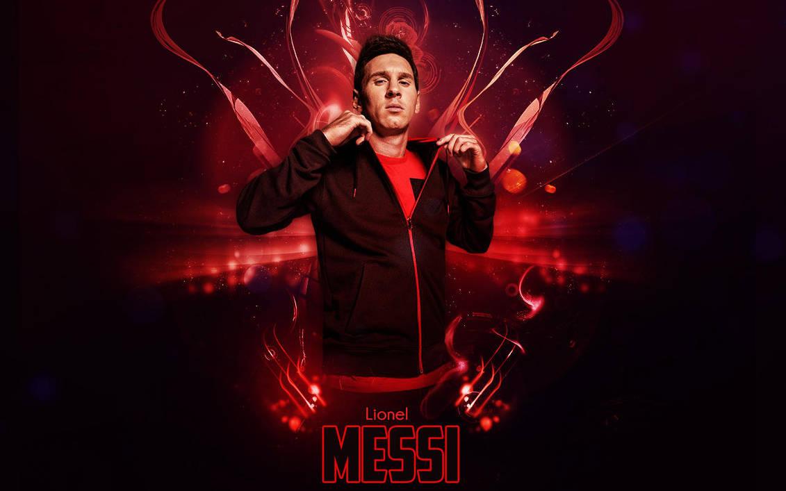 Lionel Messi 20142015 Wallpaper By Rakagfx On Deviantart