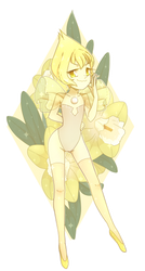 Yellow Pearl by WareWare-san