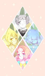 We Are Pearls by WareWare-san