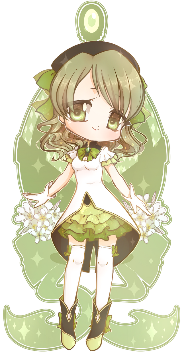 Hitomi-chan by WareWare-san