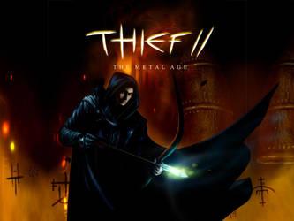 Recent Desktop: Thief 2 by Ghouul