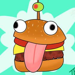 Durr Burger by TyrantrumFlare