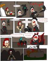 Battle For Goward's Soul 4 by DarkHourglass