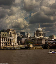GOING DOWN THE SOUTHBANK MEMORY LANE III by Tigles1Artistry