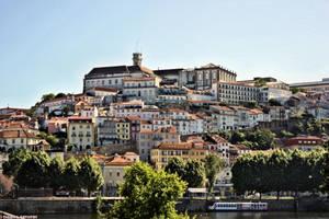 Coimbra, Portugal by Tigles1Artistry