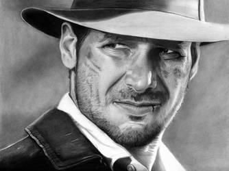 Indiana Jones by cfischer83