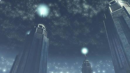 Bioshock Infinite - Lighthouses screenshot by ArtistOfMyself