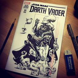 Darth victoria by BrianKesinger