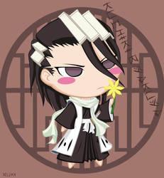 Bleach Chibi Nr. 4 Byakuya by rukichen