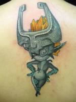 Midna Tattoo by Umlaut91