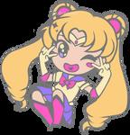 Sailor Moon by rubiesriot