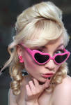 Heart-Shaped Glasses 2 by CinnamonStock