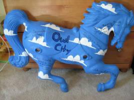 Owl City Horse by hamto