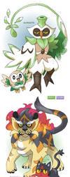 ALOLA final Stages by Kurigaru
