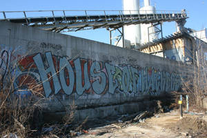 House of Hackers graffiti by lalitpatanpur