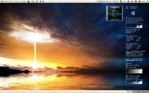 Ubuntu 10.04 Screenshot by lalitpatanpur
