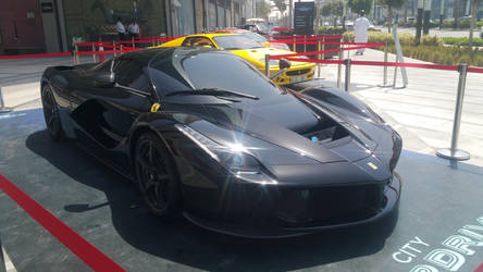 Ferrari LaFerrari at City Walk Dubai by haseeb312