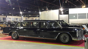 1963 Mercedes 600 Pullman by haseeb312