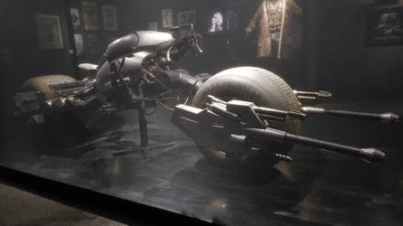 Actual Batpod from the Dark Knight Trilogy by haseeb312