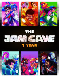 + The Jam Cave - 1 year + by KyseL