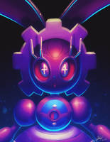 Magearna by KyseL