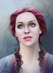 Portrait by Araniart