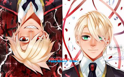 Jekyll/Hyde Fate/Grand Order by Yumijii